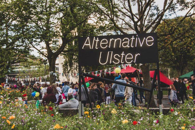 Célébrer la Belfast Culture Night en septembre chaque année