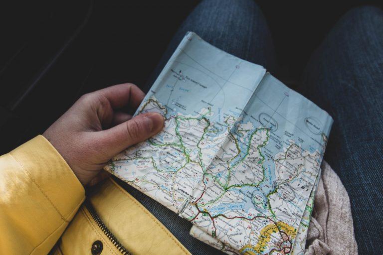 Construire son itinéraire pour un voyage en Irlande