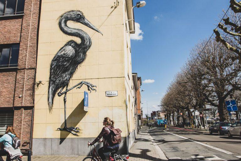 Visiter Gand en Belgique : street art et gourmandise