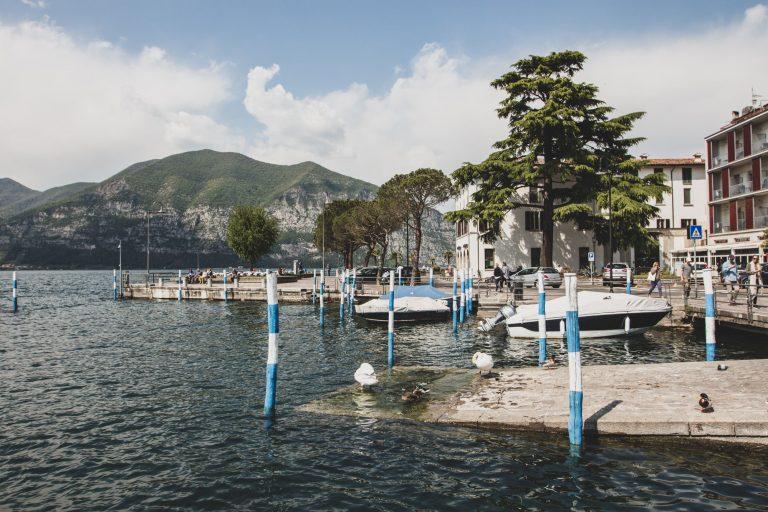 Visiter la petite ville d'Iseo en Italie