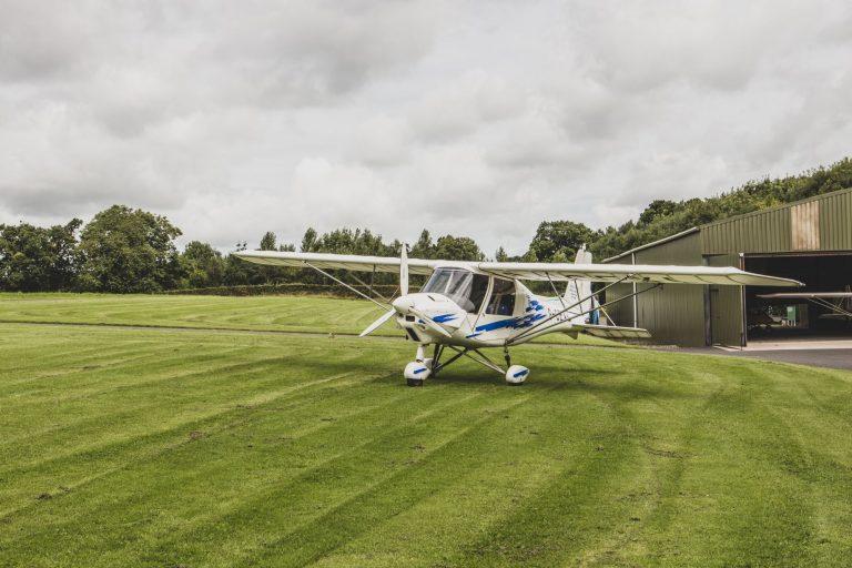 Survoler l'Irlande du Nord avec Kernan Aviation
