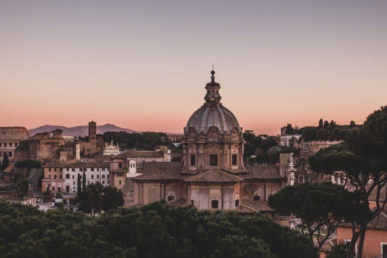 Découvrir Rome au coucher du soleil
