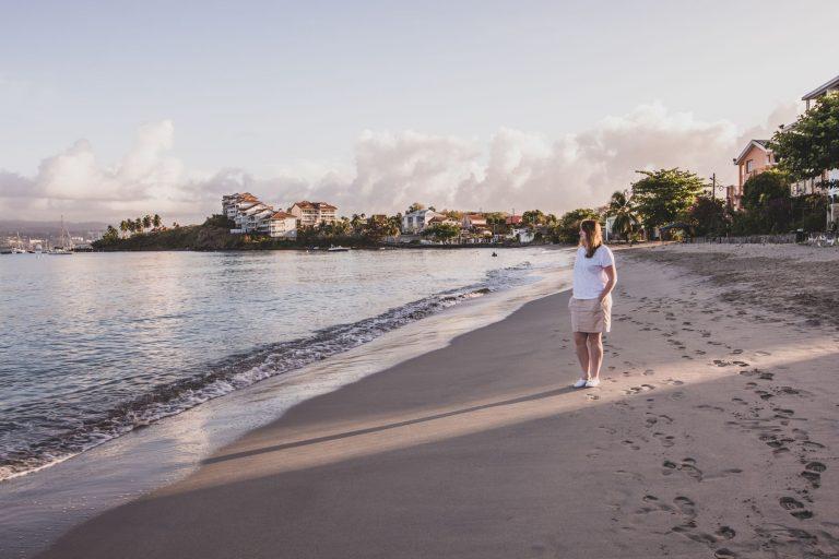 Le petit guide des plages en Martinique