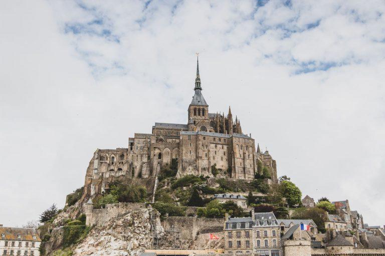 Visiter le Mont-Saint-Michel entre copines