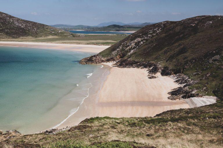 Découvrir la péninsule de Rosguill dans le Donegal