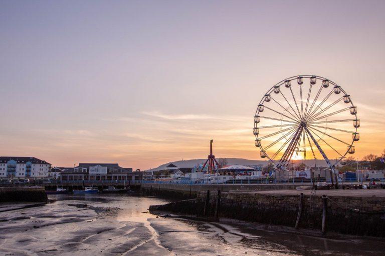 Irlande du Nord : découvrir la ville côtière de Carrickfergus