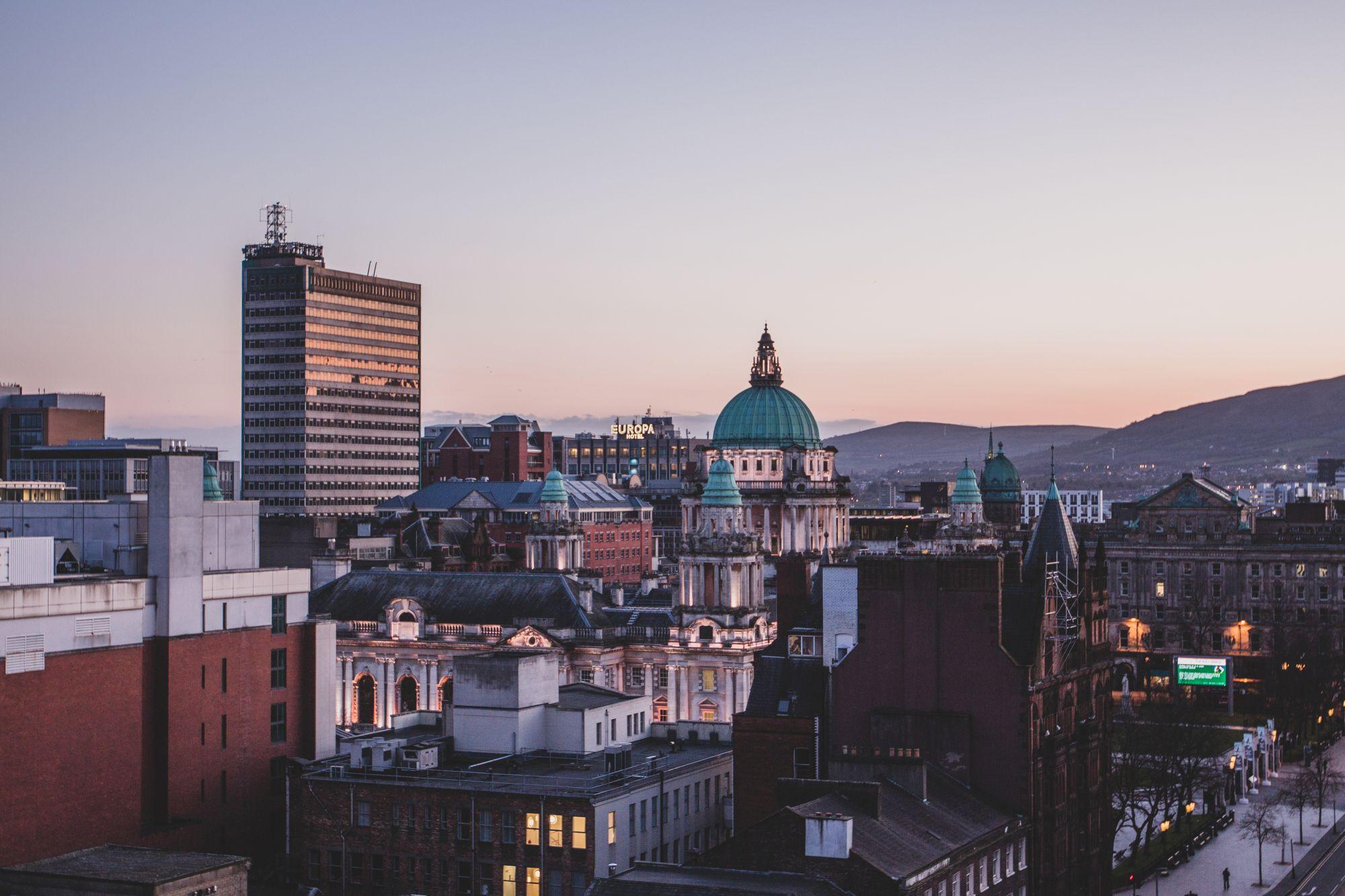 Visiter Belfast en Irlande du Nord