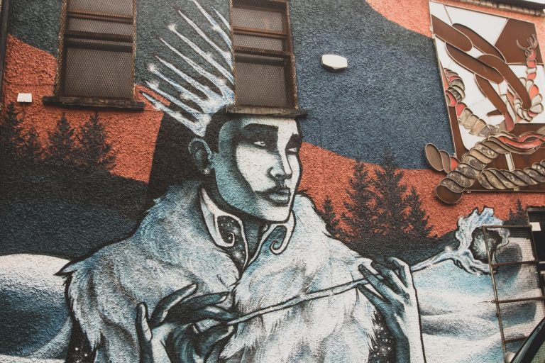 Visiter Belfast sur le thème de Narnia