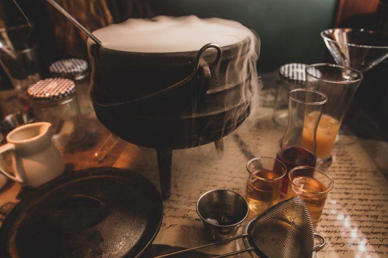 Sortir à Belfast : soirée potion au Cursed Goblet