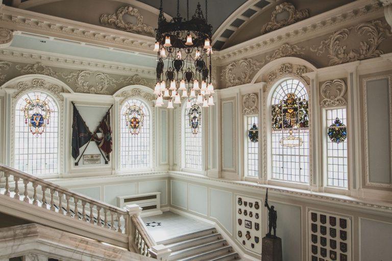 Visiter le City Hall de Belfast
