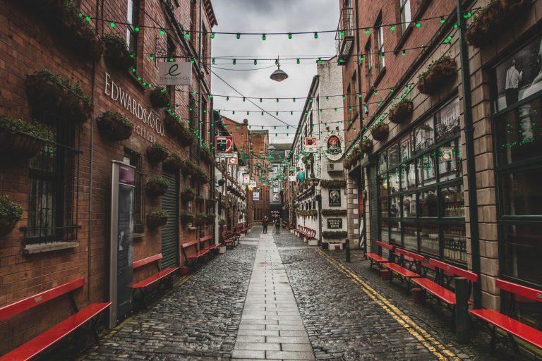 8 visites gratuites pour découvrir Belfast