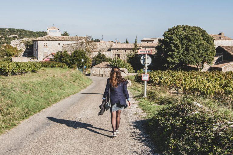 Visiter les quatre plus beaux villages de France du Gard