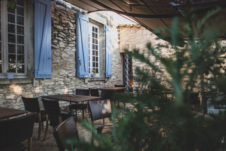 Où dormir dans le Gard ? J'ai testé l'Auberge de Tavel !