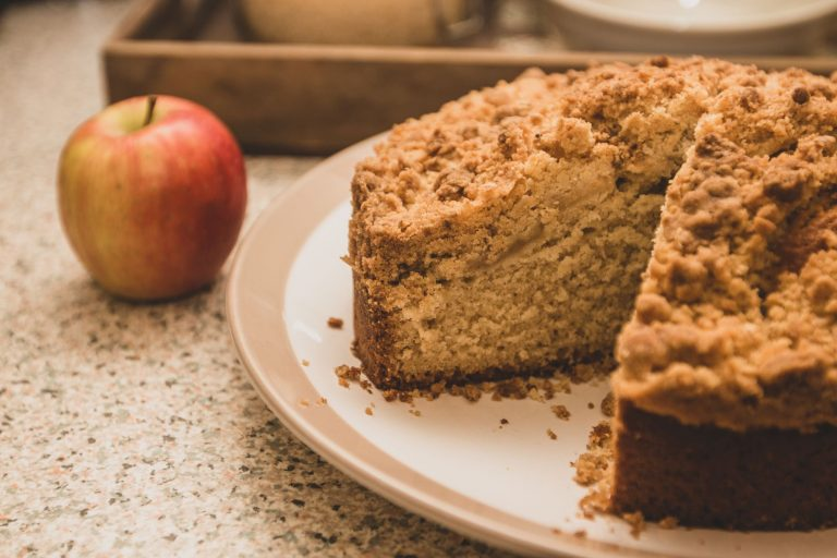 Recette irlandaise : l'Irish apple cake, gâteau aux pommes moelleux