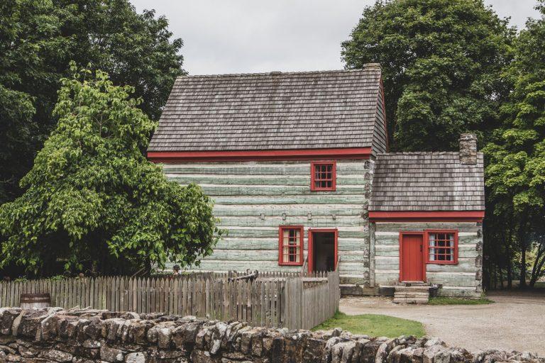 Visiter l'Ulster American Folk Park à Omagh