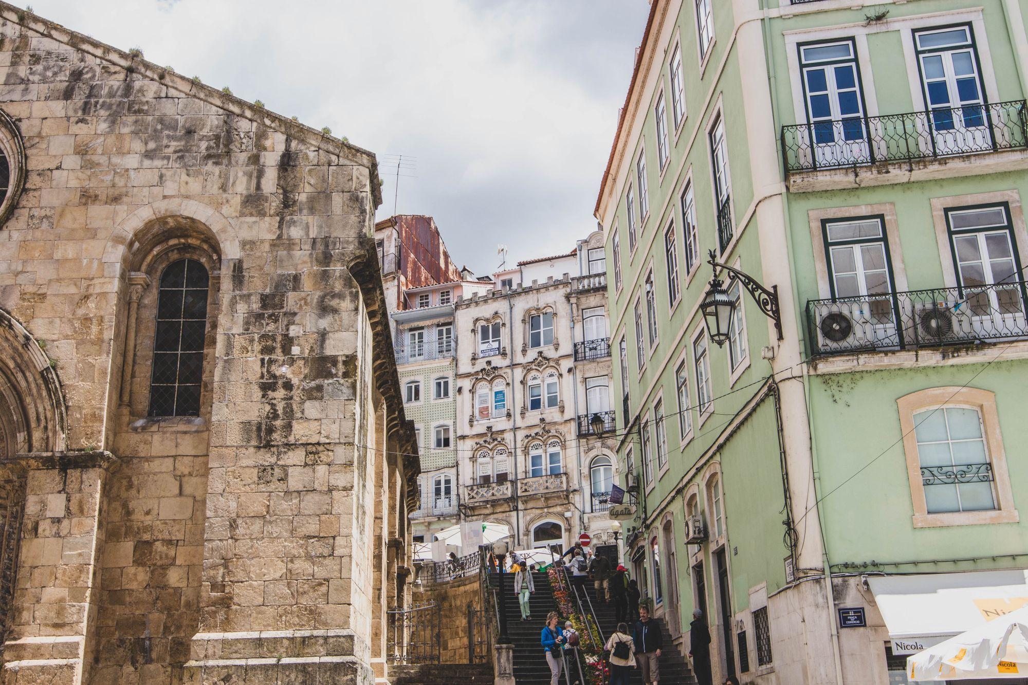 Que faire autour de Porto ? Découvrir Coïmbra