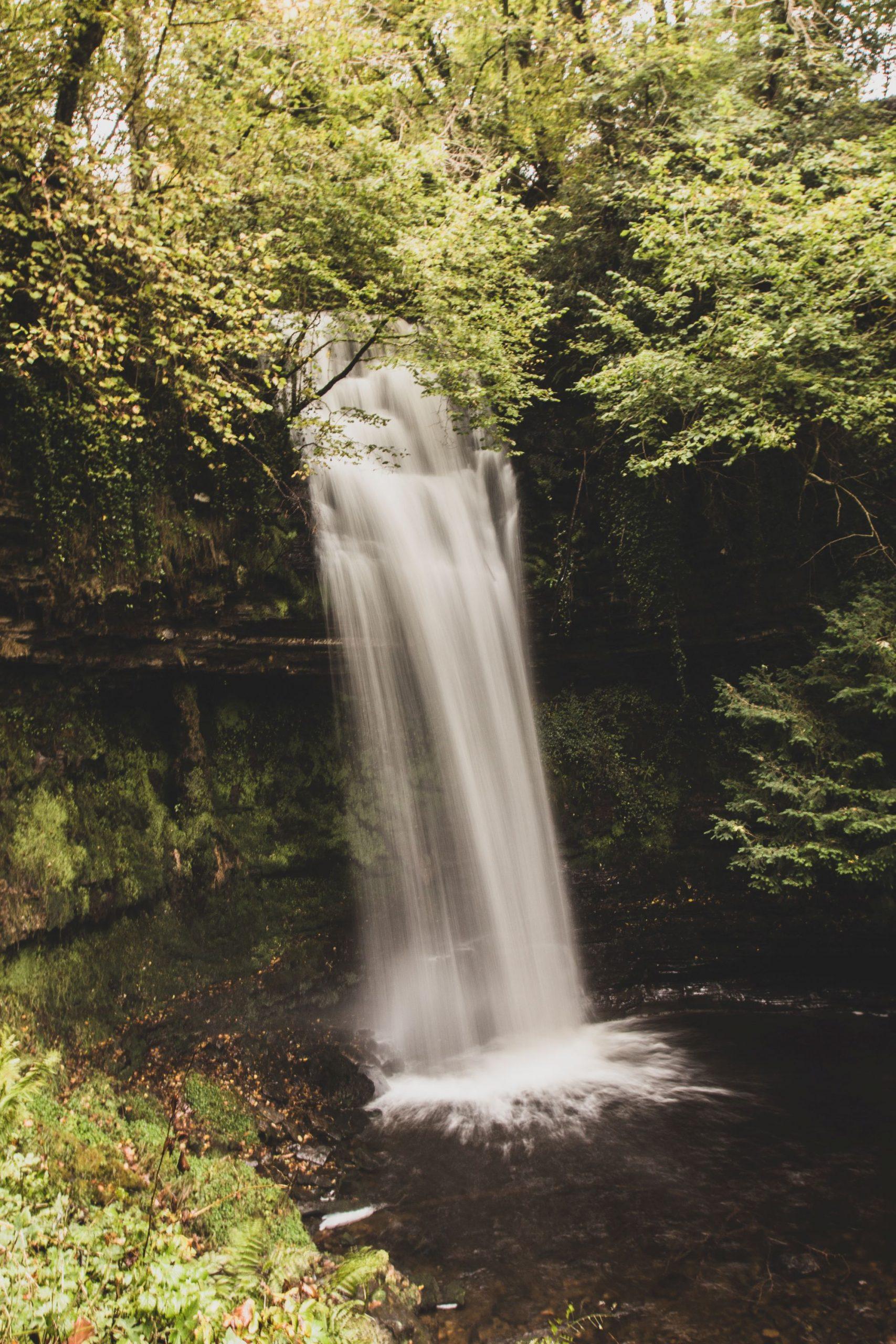 Balade à la cascade de Glencar dans le Leitrim