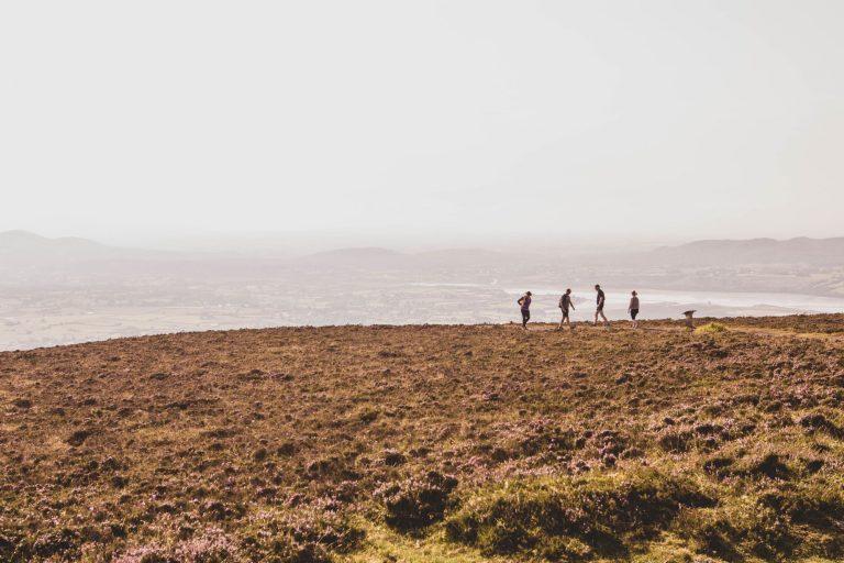 Sligo : randonner à Knocknarea entre légendes et vues panoramiques