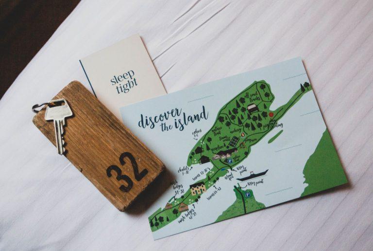 Où dormir dans le Fermanagh ? J'ai testé l'hôtel de Lusty Beg !